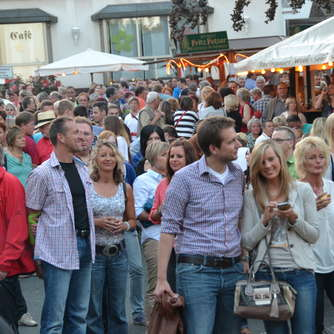 Altstadt-Kulturfest in Korbach: Die Party kann beginnen