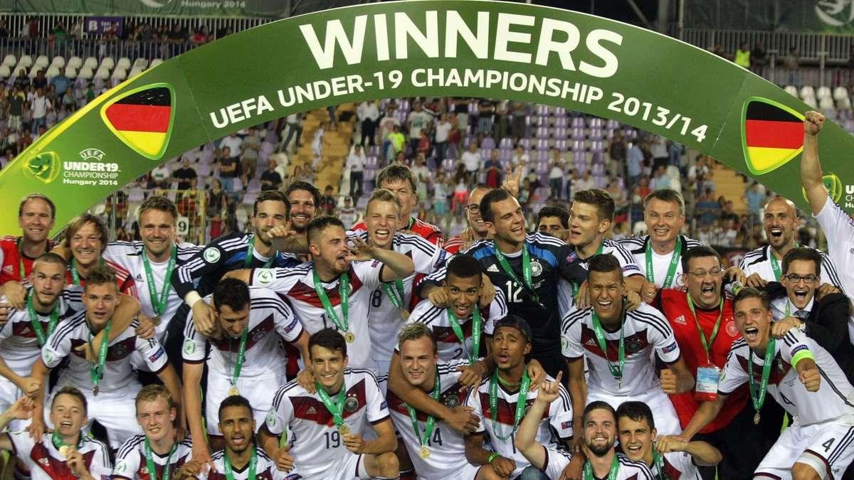 U19 Em Deutschland 2021