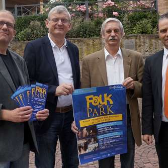 Folk im Park: 21. Internationales Festival in Bad Wildungen