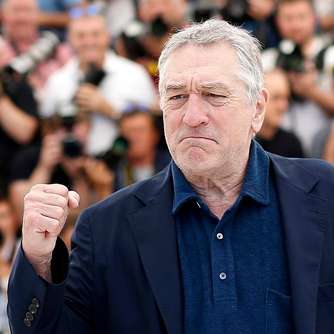 Video: Robert De Niro würde Trump gerne