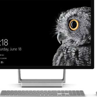 Microsoft zeigt All-in-One-PC Surface Studio