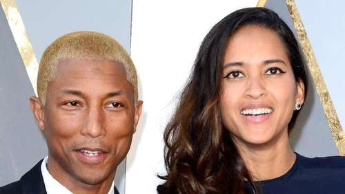 "Drillinge! Pharrell Williams ist ""happy"""