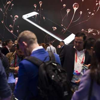 Mobile World Congress - Laufsteg der Hightech-Smartphones
