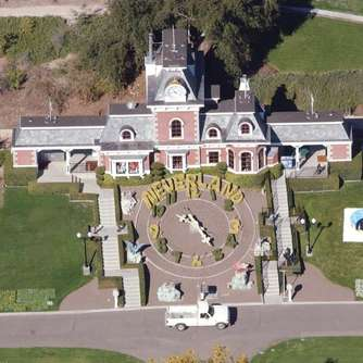 Michael Jacksons Neverland-Ranch wird