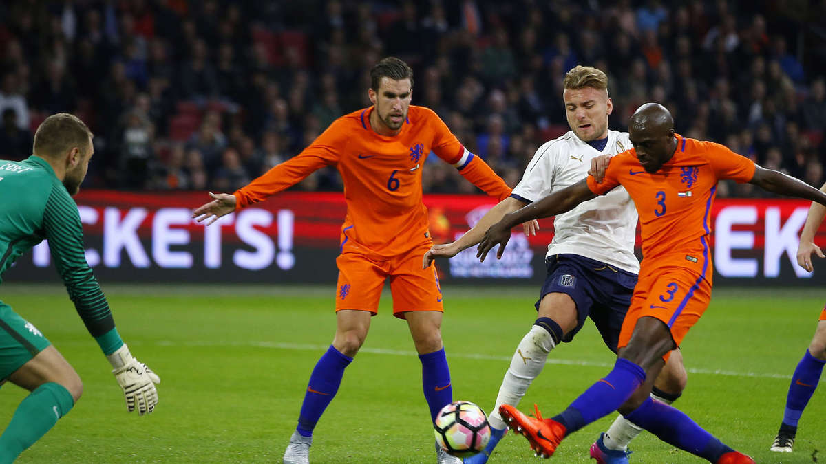 Niederlande Italien