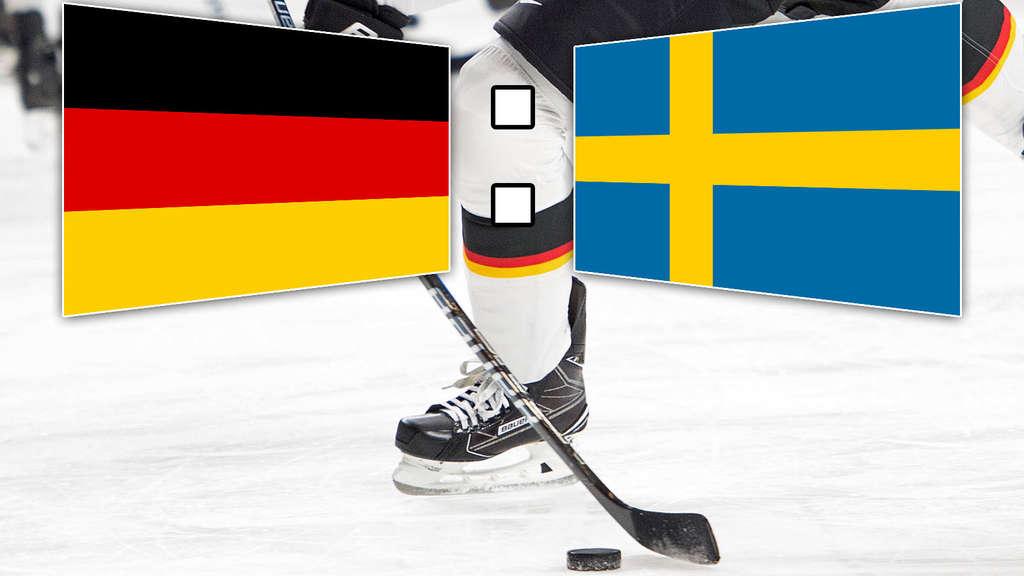 deutschland schweden eishockey