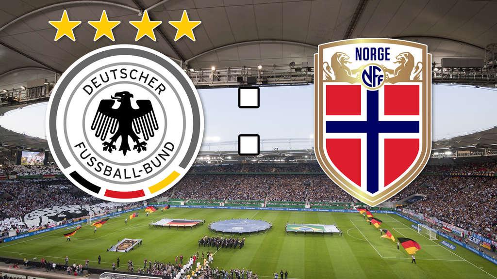 Norwegen Deutschland Live Ticker