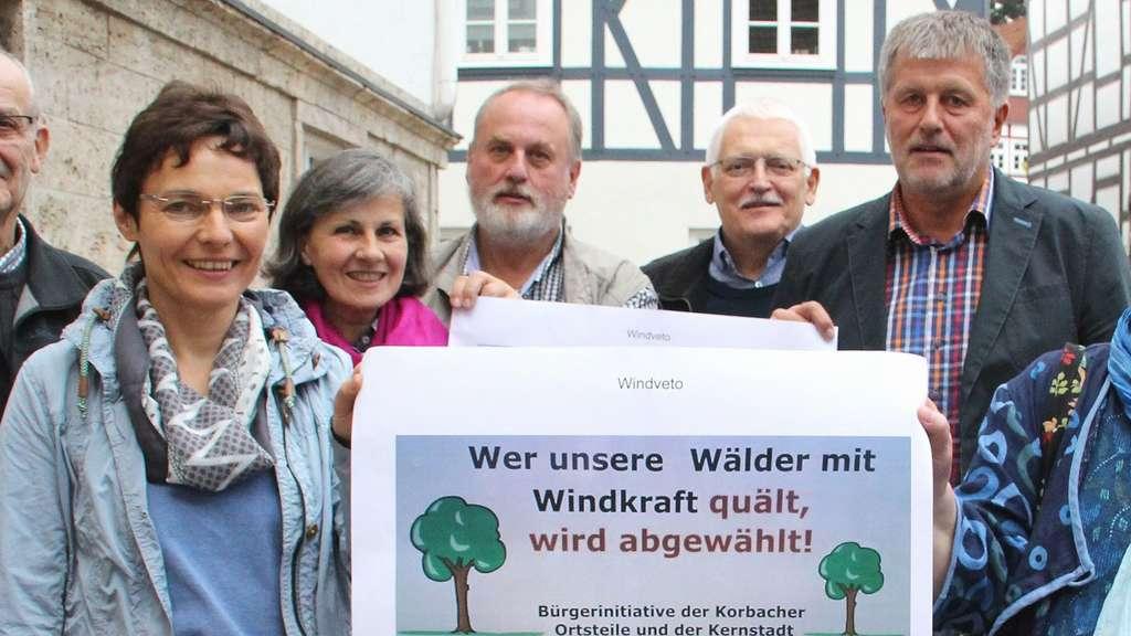 Windveto Waldeck-Frankenberg Zusammenschluss Bürgerinitiativen Windkraft
