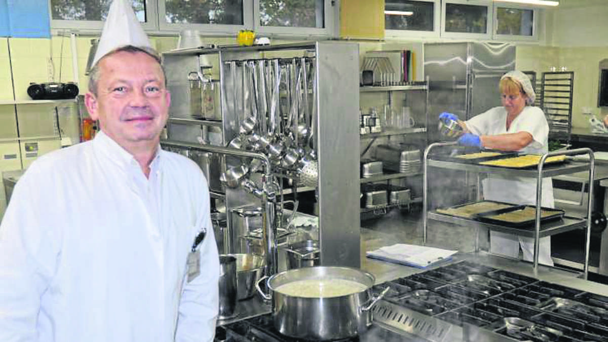GNH-Krankenhaus in Arolsen soll ab 2020 aus Zentralküche in Kassel ...