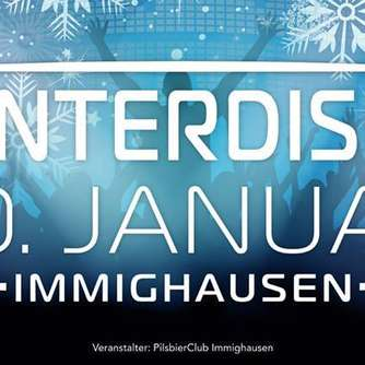 Winterdisco in Immighausen