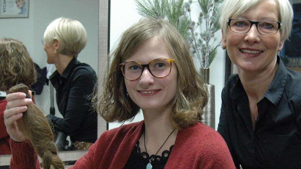 Junge Landauerin Will Ihre Haare Für Kranke Spenden Bad Arolsen