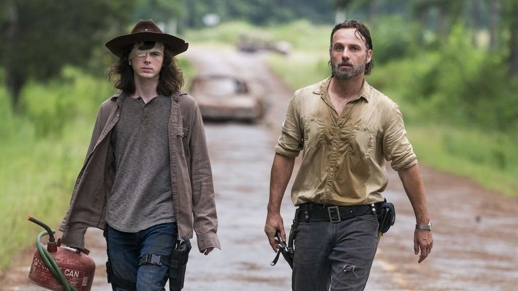 """The Walking Dead"": neue Folgen ab 26. Februar 2018"