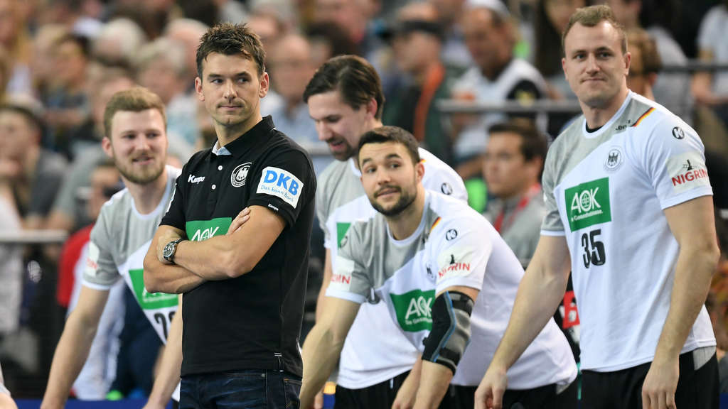 (Noch?-) Bundestrainer Prokop beim All-Star-Game in Leipzig.