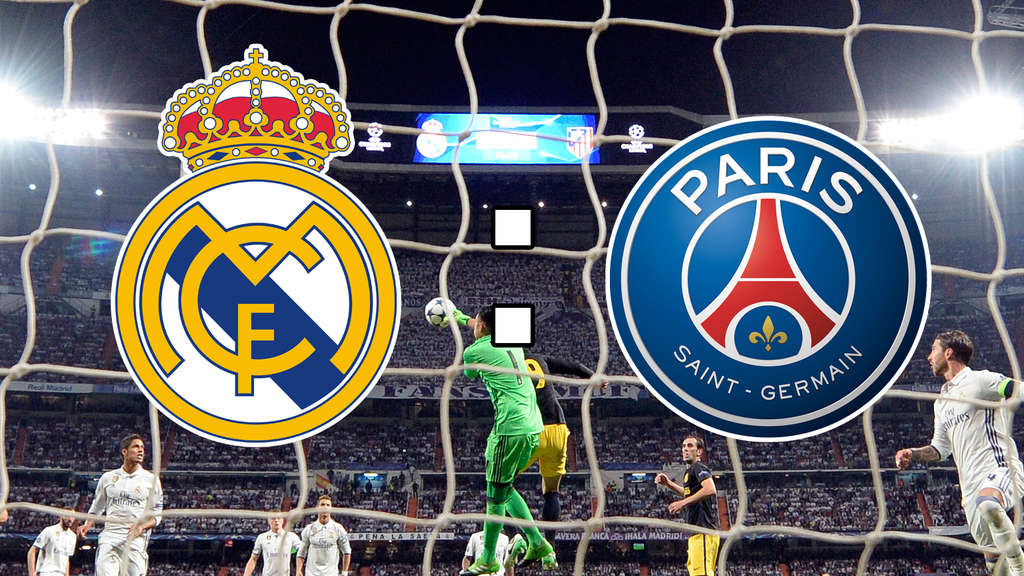 paris gegen real madrid