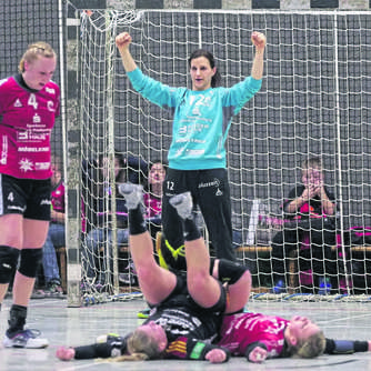 Handball: Brisanter Final-Four-Test für Vipers