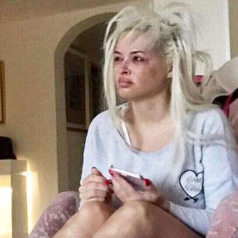 Daniela katzenberger kurze haare