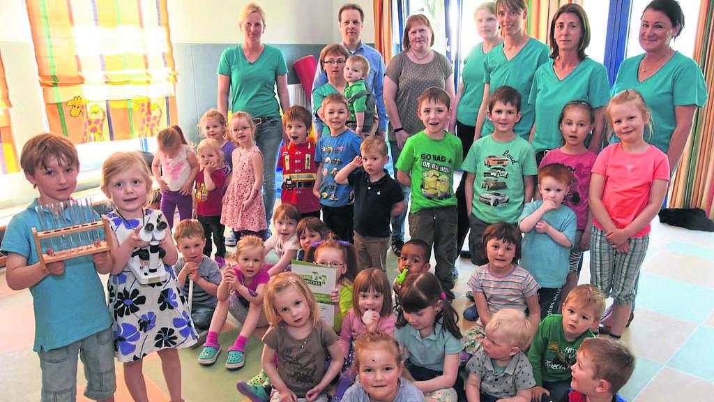 Kindergarten sinai in vasbeck ist jetzt ein u201ehaus der kleinen