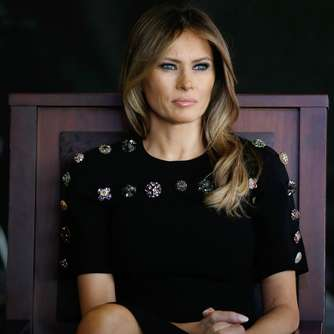 Nach Nieren-OP: So geht es First Lady Melania Trump