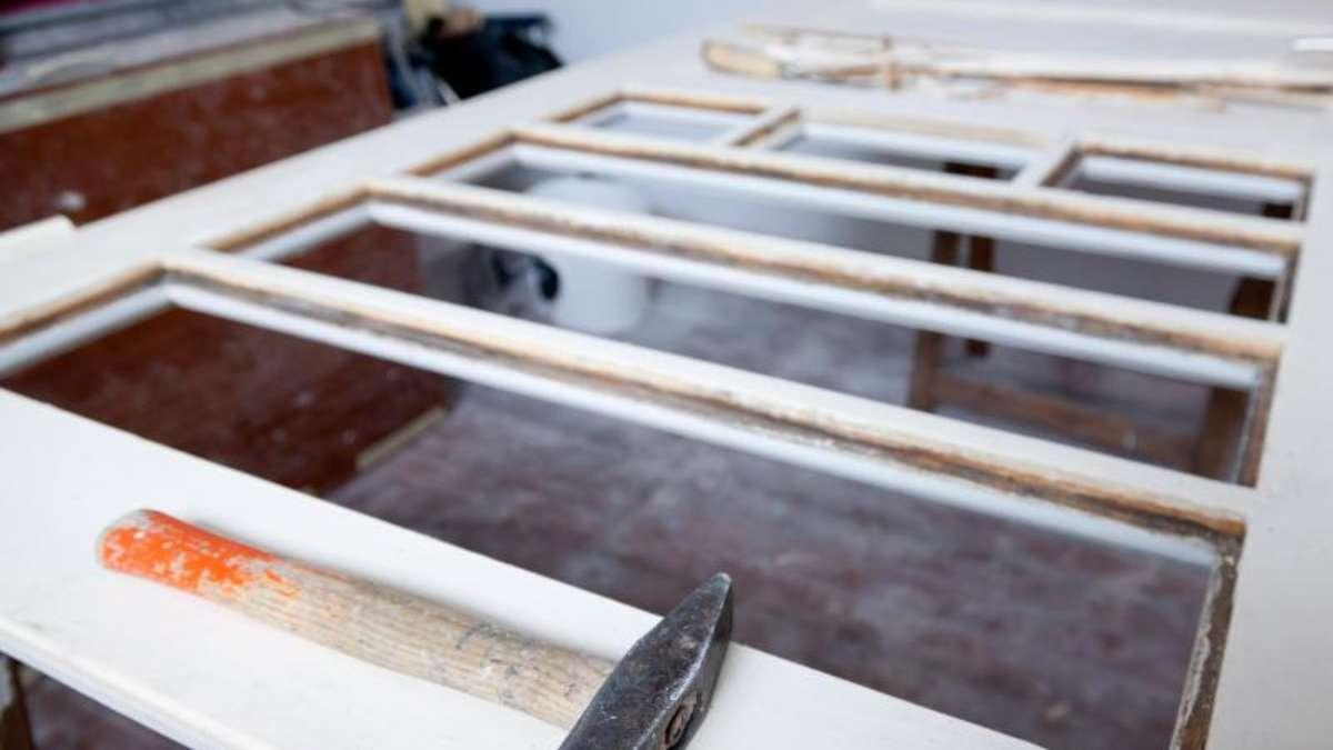 hilfreiche tipps zum aufbereiten von t ren wohnen. Black Bedroom Furniture Sets. Home Design Ideas