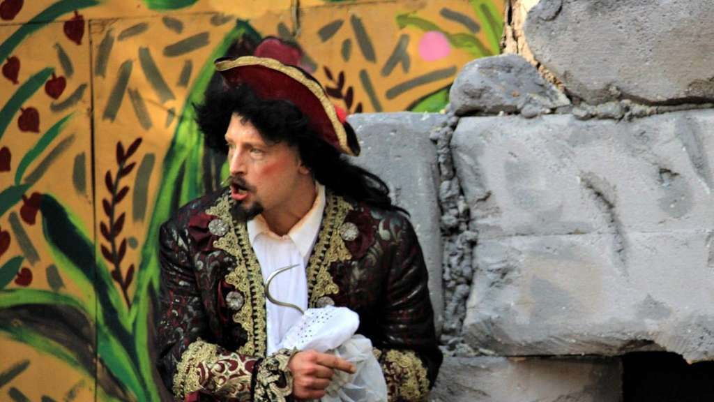 Peter Pan Gespielt Von