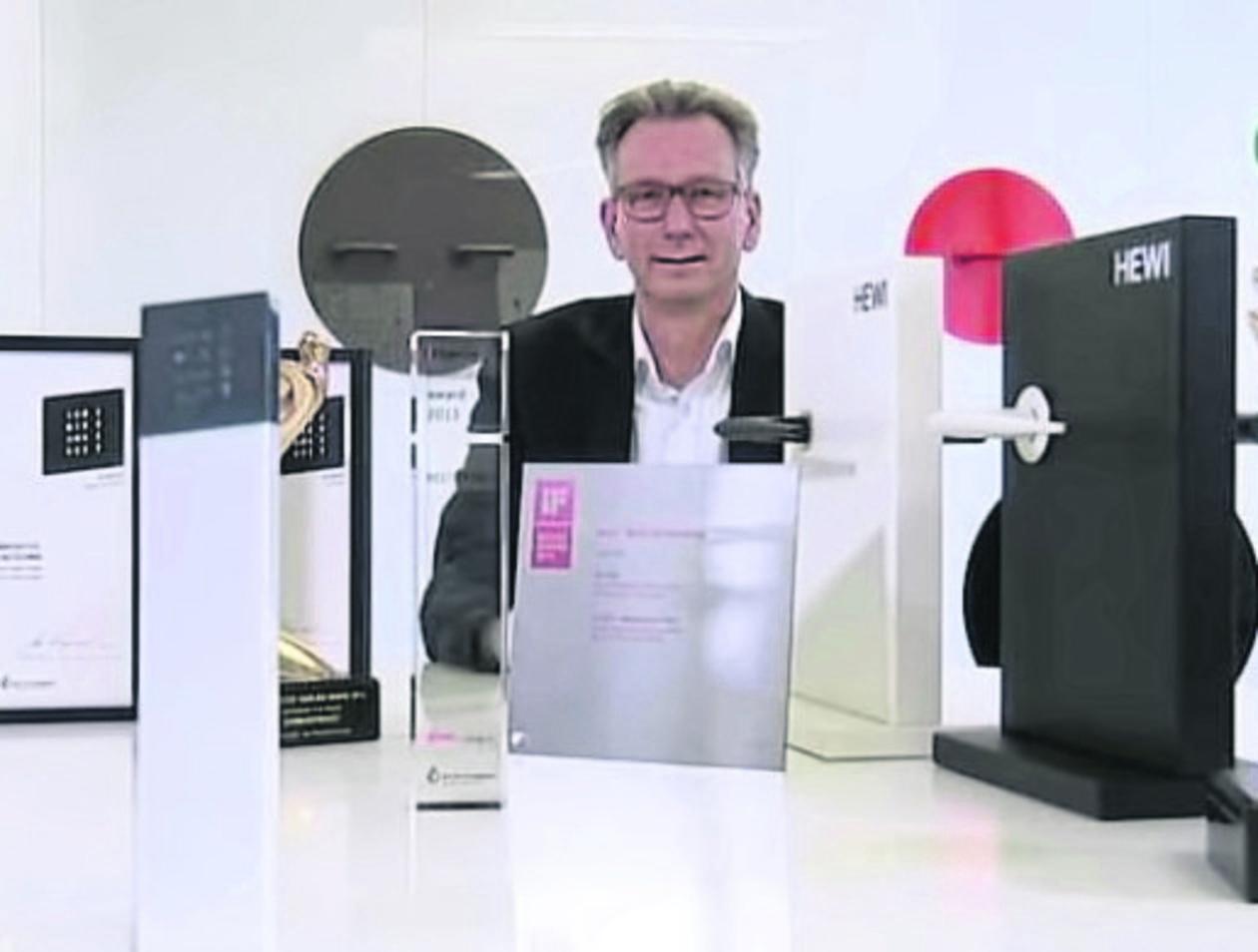 Hewi macht die Welt schön: HR-Doku über Hewi-Design | Bad ...
