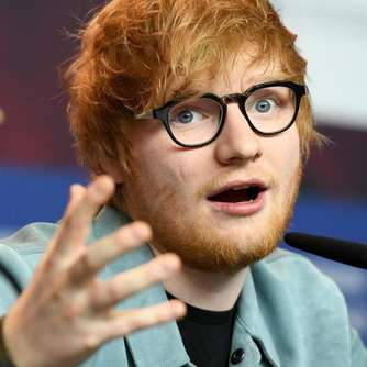 Hamburg-Tattoo für Ed Sheeran