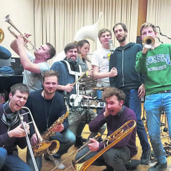 Bad Arolser Brass-Band gibt Contra