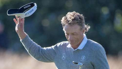 Langer in Top-Form - Dominanter Turniersieg in Cary