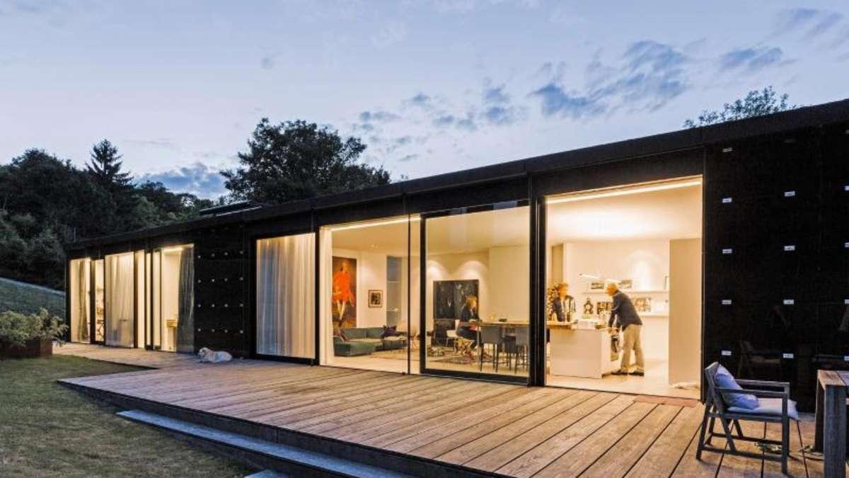 flexibles wohnen im lebensabschnittshaus wohnen. Black Bedroom Furniture Sets. Home Design Ideas