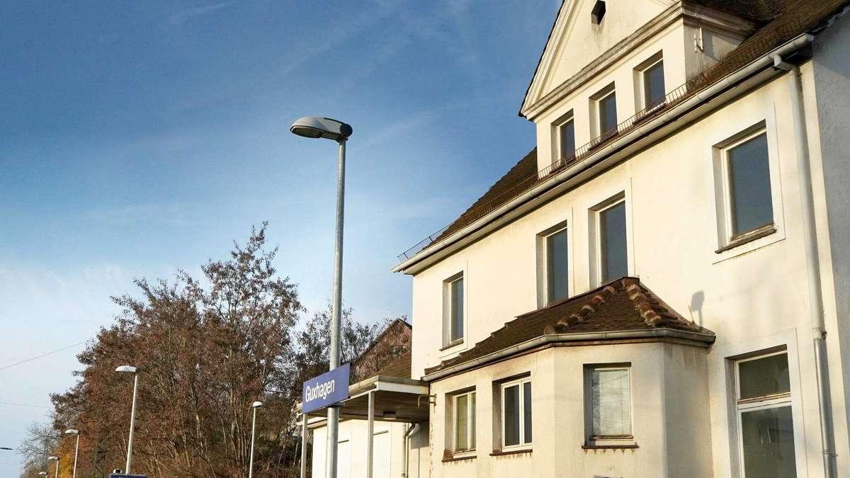 im fr hjahr k nnte sanierung des guxhagener bahnhofs starten nordhessen. Black Bedroom Furniture Sets. Home Design Ideas