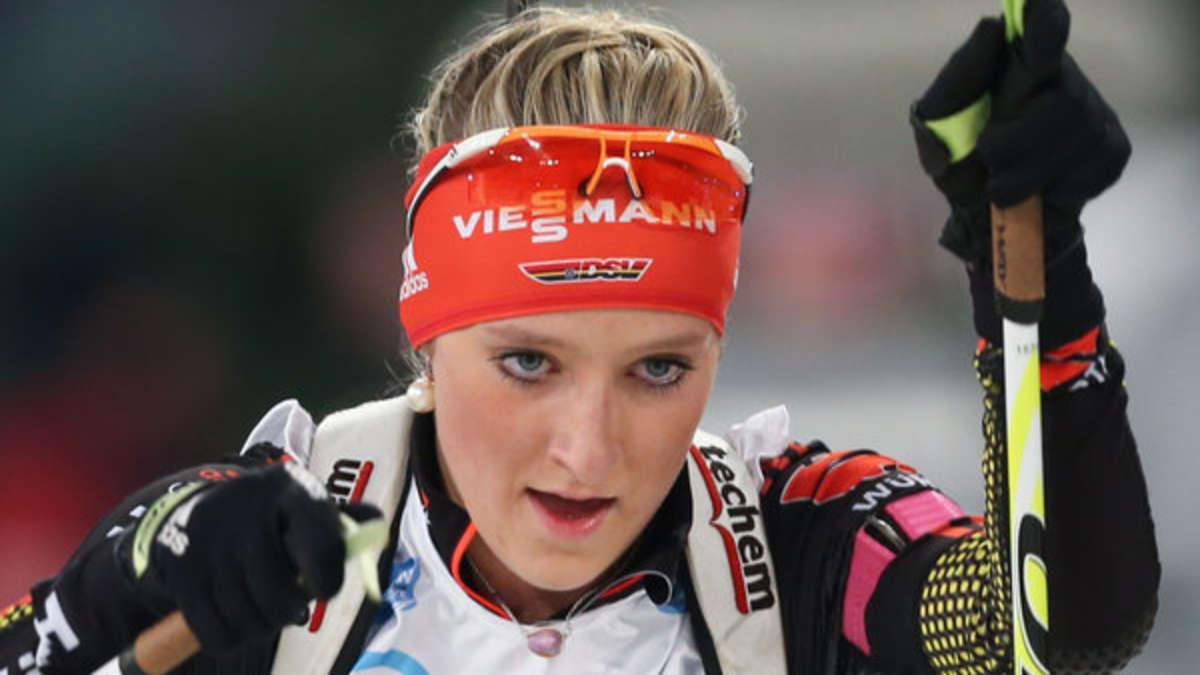 biathlon sprint damen heute