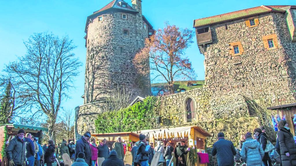 Willingen Weihnachtsmarkt.Weihnachtsmarkt Im Lichtenfelser Burghof Lichtenfels