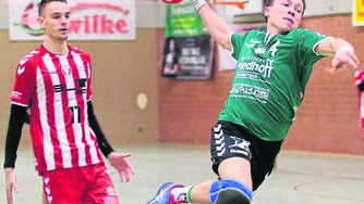 Handball: Twistetaler 21:25-Niederlage in Bettenhausen