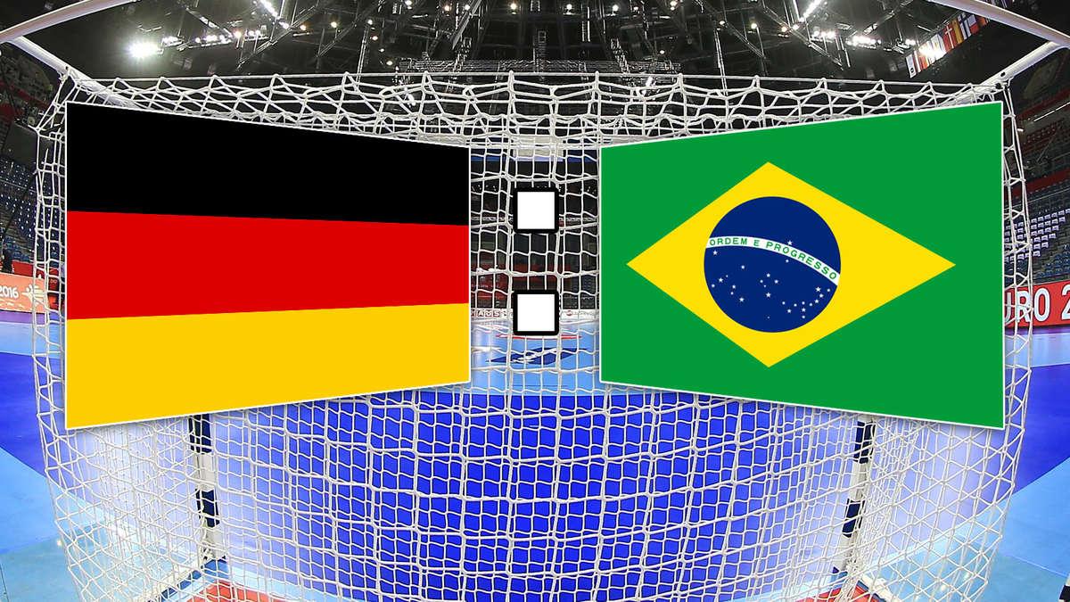 deutschland gegen brasilien 2019