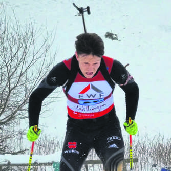 Biathlon-Trio des SC Willingen verpasst Junioren-WM