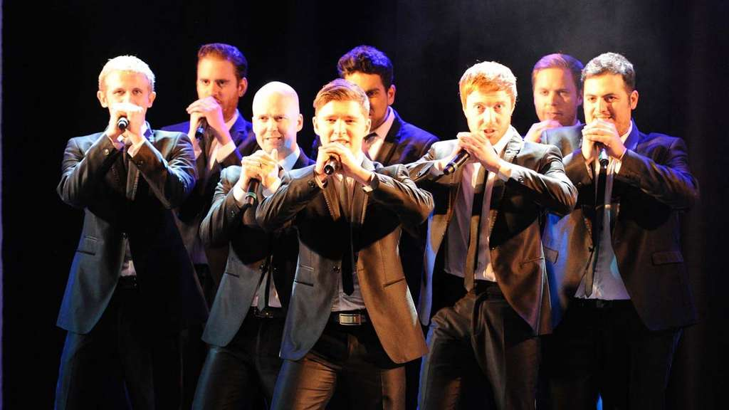 The International Magic Tenors Foto: GFD promotions
