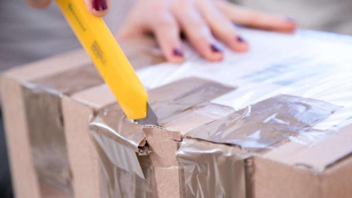 empf nger unverlangter pakete hat keinerlei pflichten. Black Bedroom Furniture Sets. Home Design Ideas