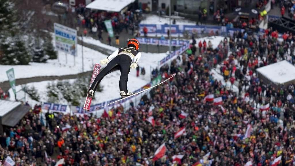 Sport Skispringen