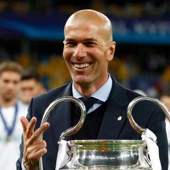 fc84a9190e9376 Real holt in der Krise Zidane zurück - Solari entlassen