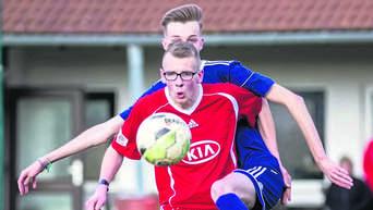 Fussball Korbachs B Junioren 5 0 Bei Arolsen Landau