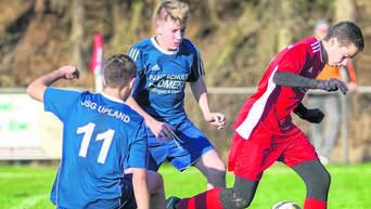 Jsg Upland Will Den Fussballnachwuchs Kunftig Professionell