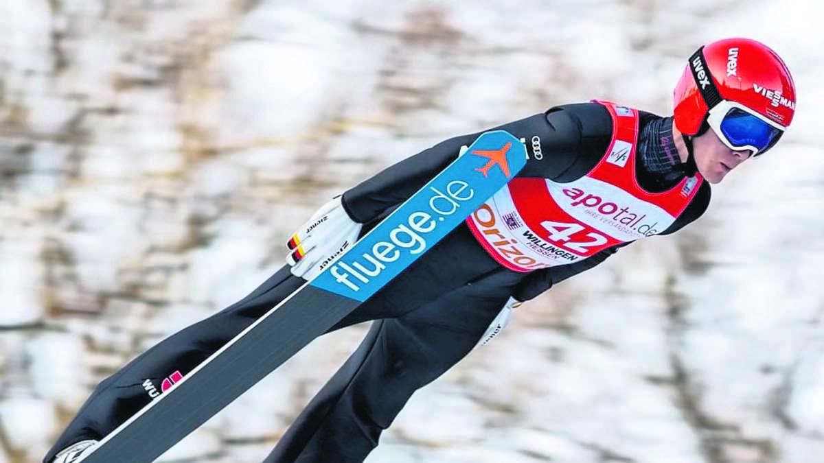 Skisprung-Weltcup 2020/18