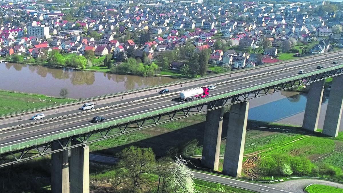 Autobahn Brücke