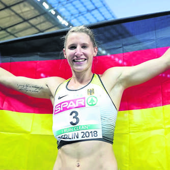 Carolin Schäfer will in Götzis WM-Norm knacken