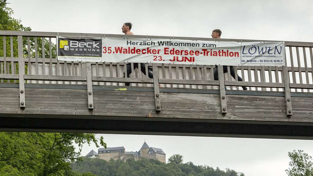 Waldecker Edersee-Triathlon 2018