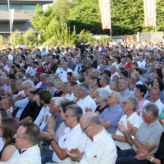 "1500 Besucher feierten Frankenberger Open-Air-Classic ""Mississippi feelings"""