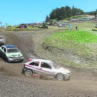 Von Sprint bis Langstrecke: Autoccross in Eppe