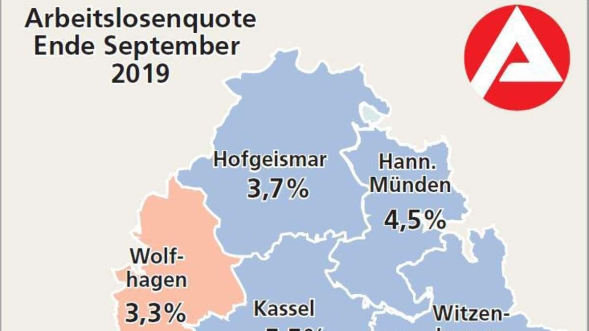 Arbeitslosenquote Hessen