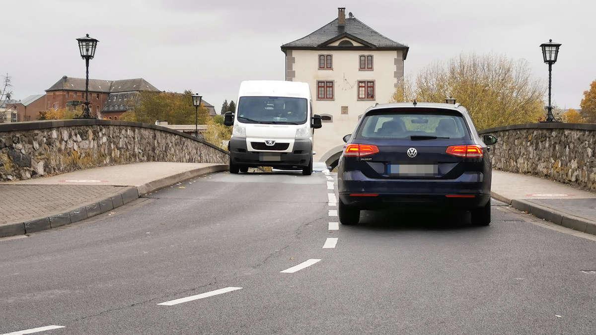 Limburg: Keine Einbahnstraße auf alter Lahnbrücke - Aus für Nepomuksteg? | Limburg - wlz-online.de