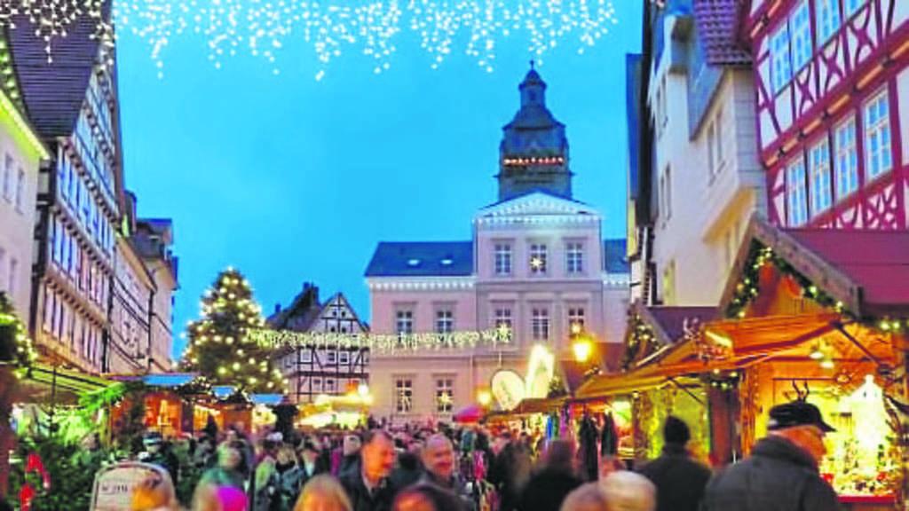 Weihnachtsmarkt Bad Wildungen